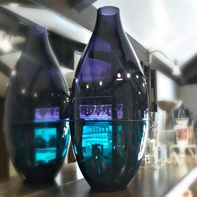 Glass Vase Buy Glass Vase Online In India Interarts