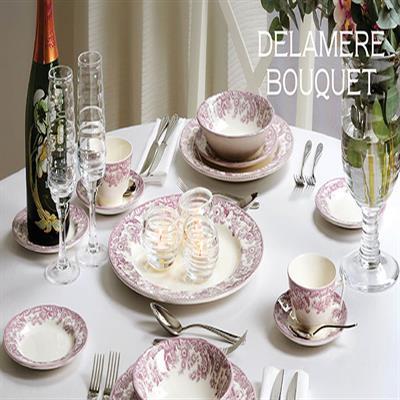 DELAMERE BOUQUET & DINNERWARE - Buy DINNERWARE online in India   Interarts.in